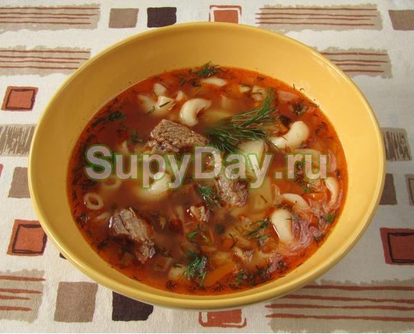 как приготовить суп быстро и вкусно рецепты