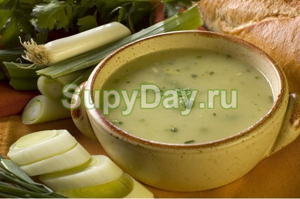 Луковый суп по-быстрому