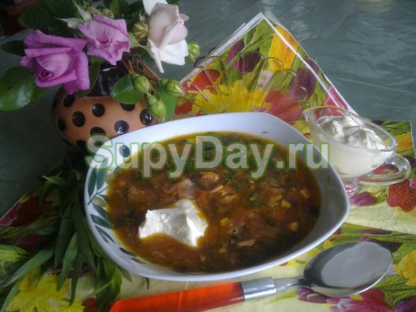 Как варить щавелевый суп пошаговое приготовление блюда, настоящий 11