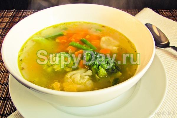 Суп для похудения жиросжигающий