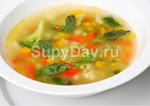 Суп для похудения боннский