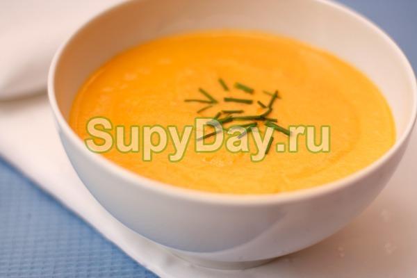 Суп для похудения морковный