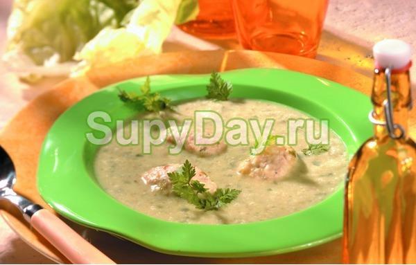 Суп для похудения японский