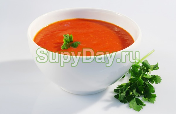 Суп для похудения томатный