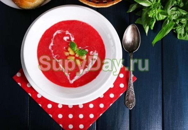Суп для похудения из свеклы