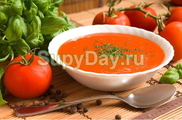 """Сельдереевый суп """"Томатный"""""""