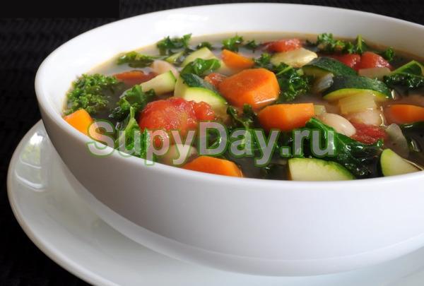 Сельдереевый Боннский суп
