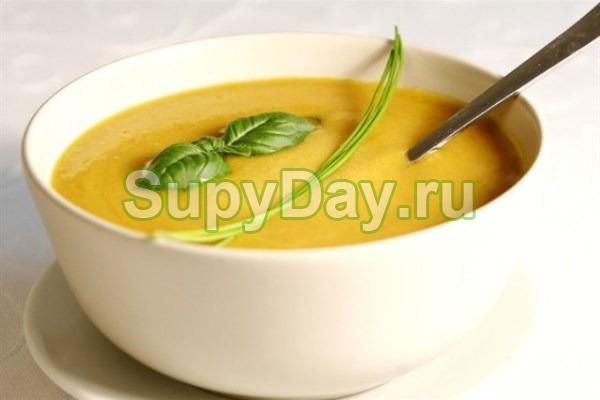 Бархатный суп