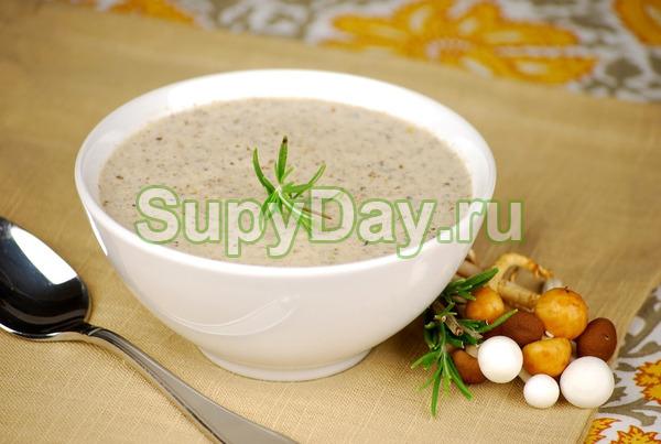 Классический рецепт крем-супа