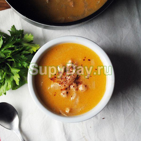 Суп Хуммус для похудения