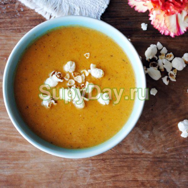 Суп с миндалем и фенхелем для похудения