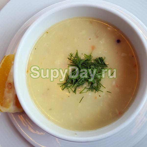 Сырный крем-суп {amp}quot;bon appetite{amp}quot;